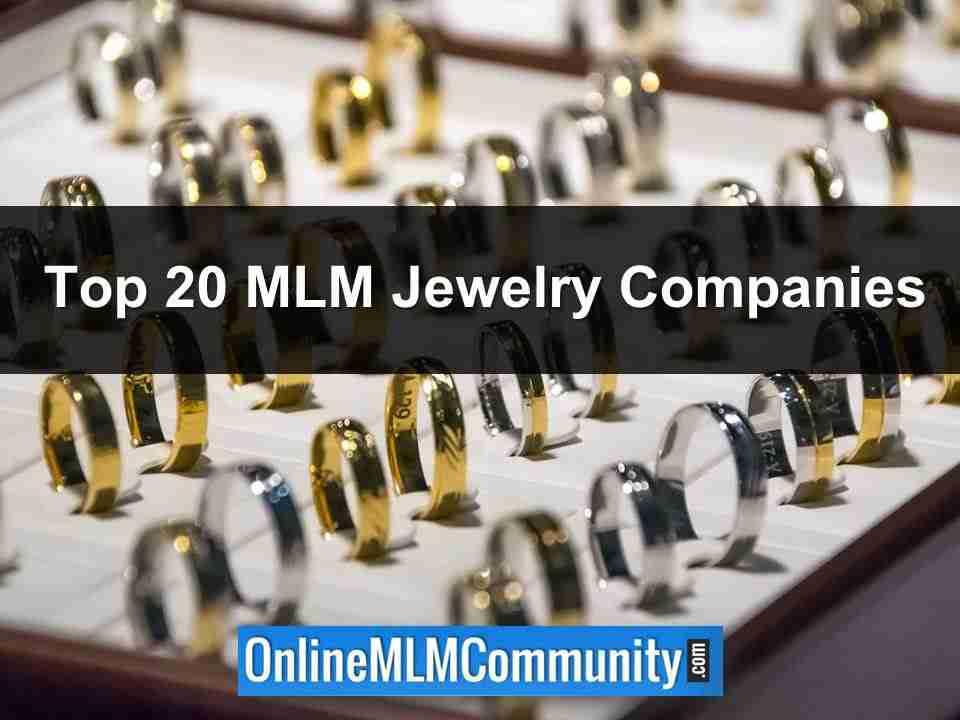 Top 20 MLM Jewelry Companies