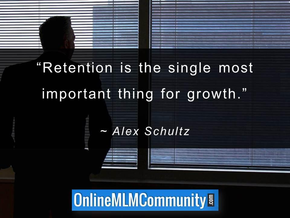 Retention is the single most important thing for growth
