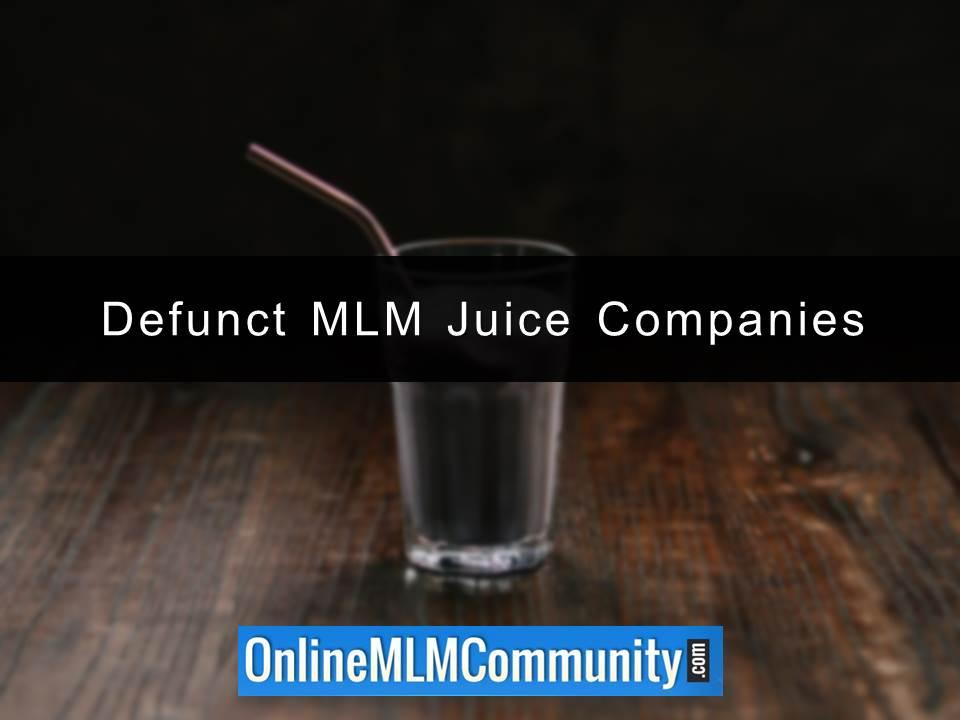 Top 10 Mlm Juice Companies Make Money Selling Juice