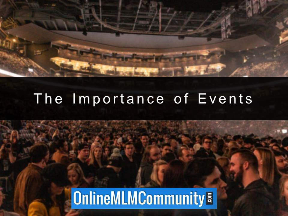 The Importance of Events