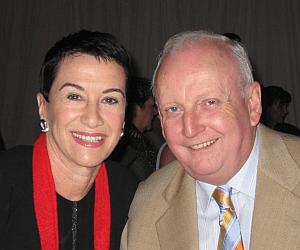 Peter and Helen Mckenna