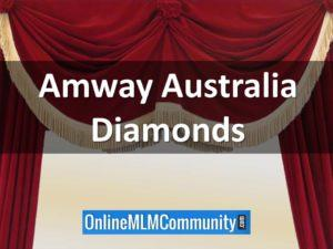 amway australia diamonds