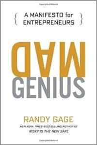 mad genius randy gage