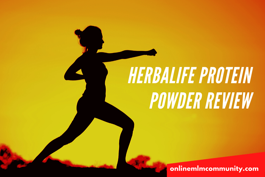 herbalife protein powder review