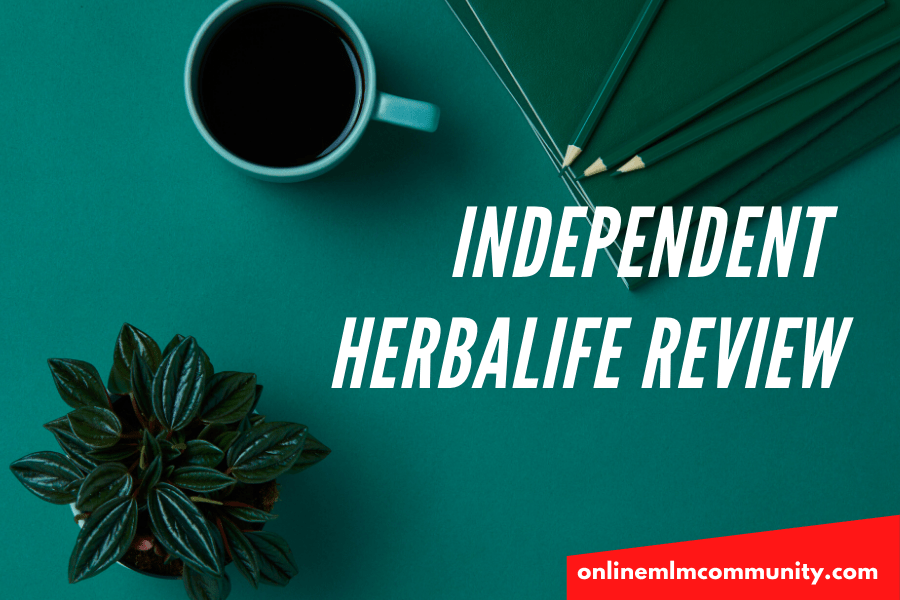 independent herbalife review