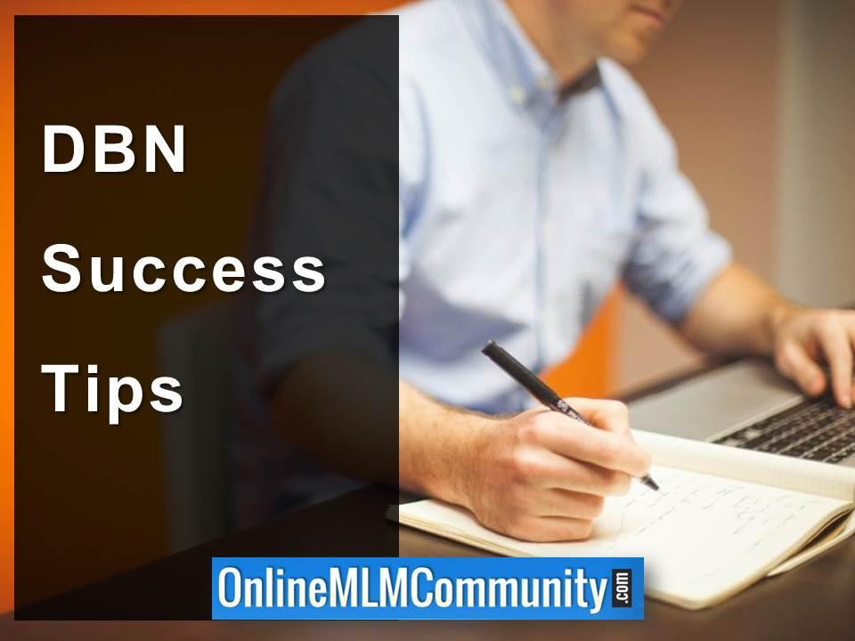 DBN Success Tips
