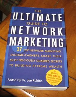 ultimate guide to network marketing joe rubino