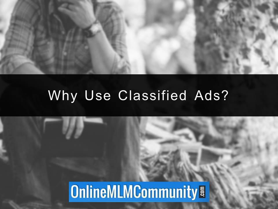 Why Use Classified Ads