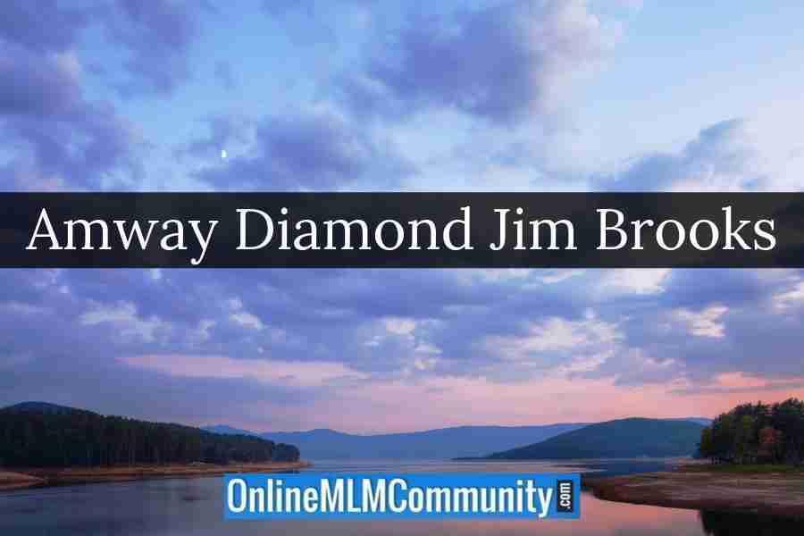 Amway Diamond Jim Brooks