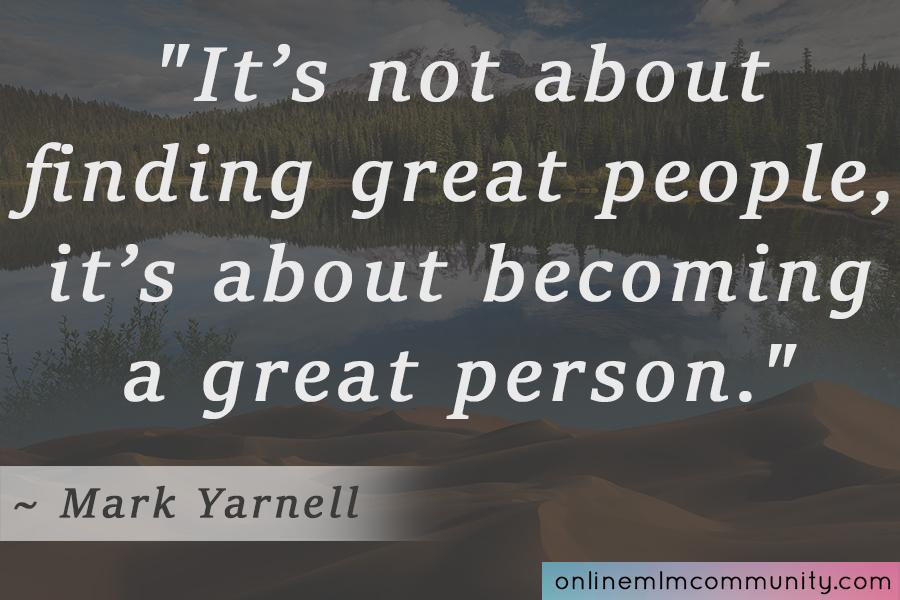 mark yarnell quote