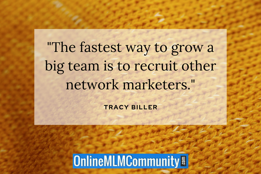 tracy biller quote