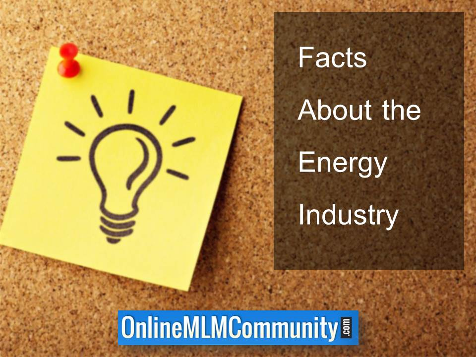 Facts About the Energy Industry