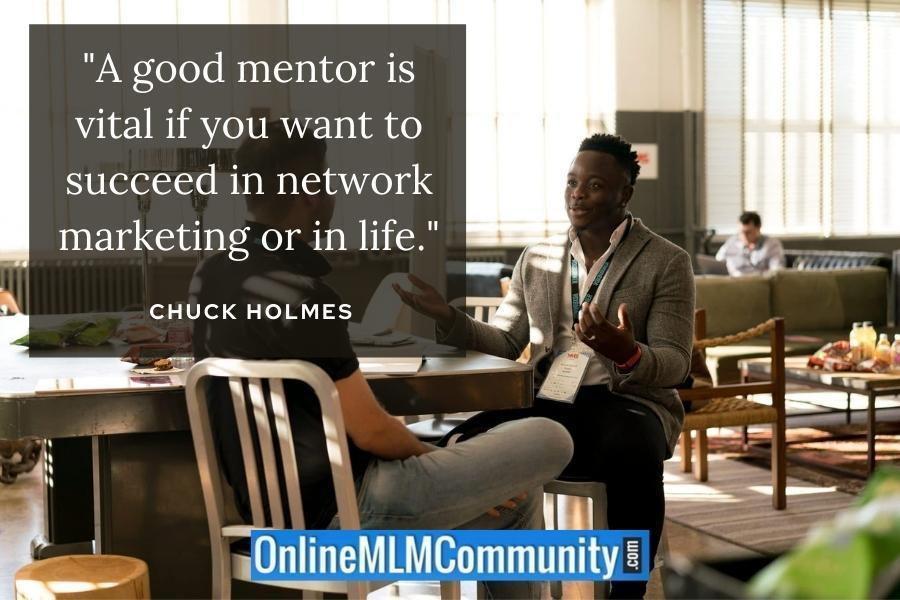 importance of a good mentor