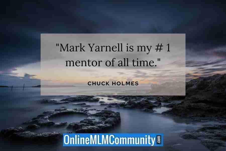 mark yarnell mentor