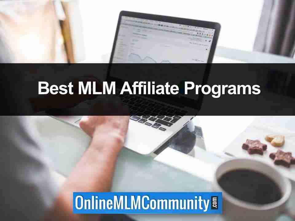 Best MLM Affiliate Programs