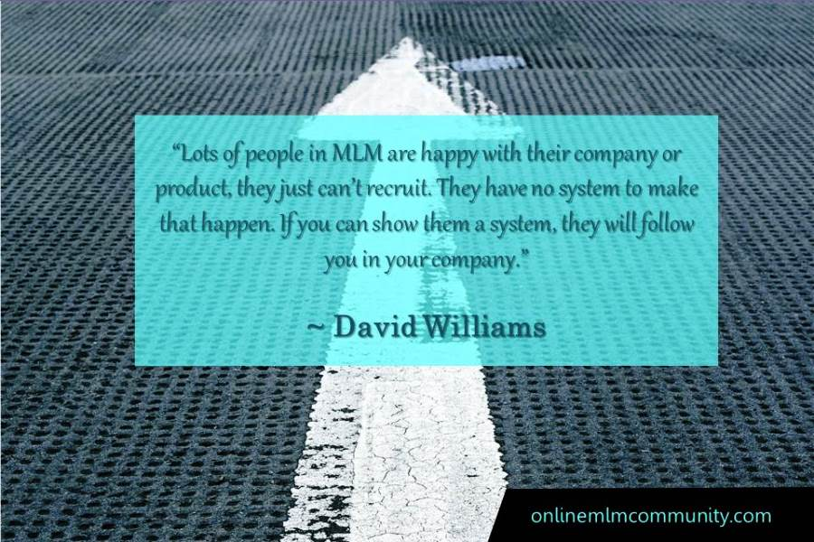 david williams quote