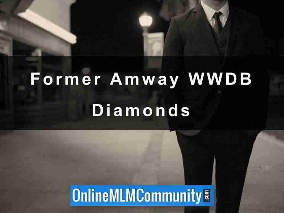 Former Amway WWDB Diamonds