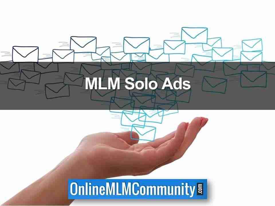 MLM Solo Ads