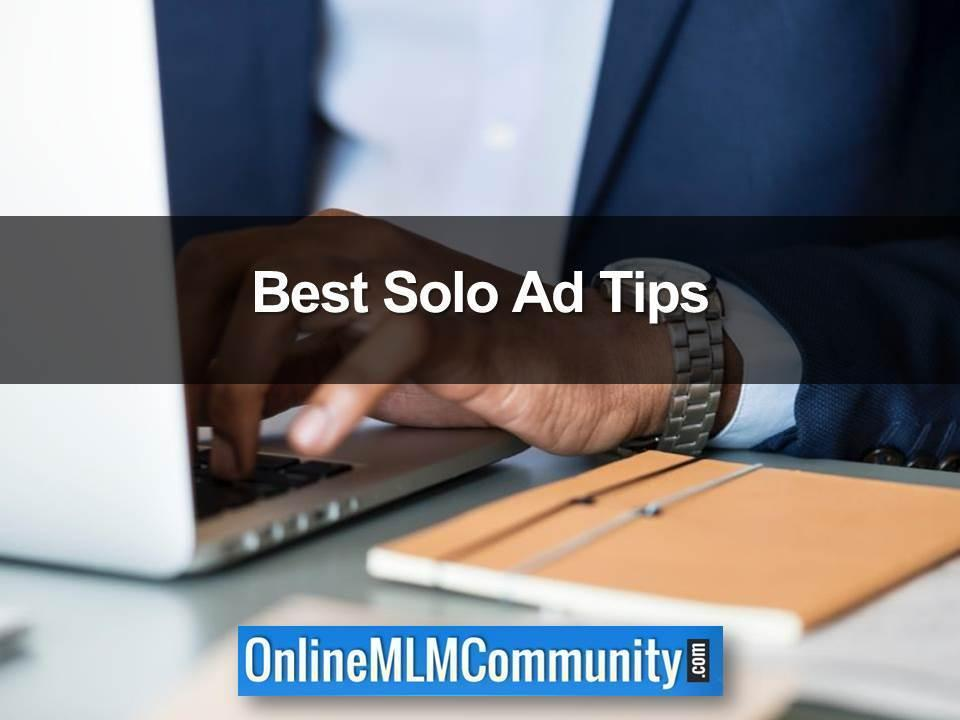 Best Solo Ad Tips