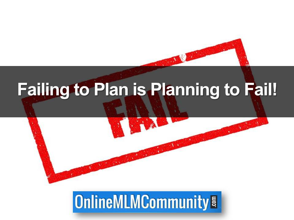 MLM Business Plan: Creating a Plan for Your Network Marketing Business