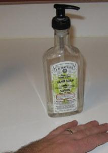 natural home care savon saop