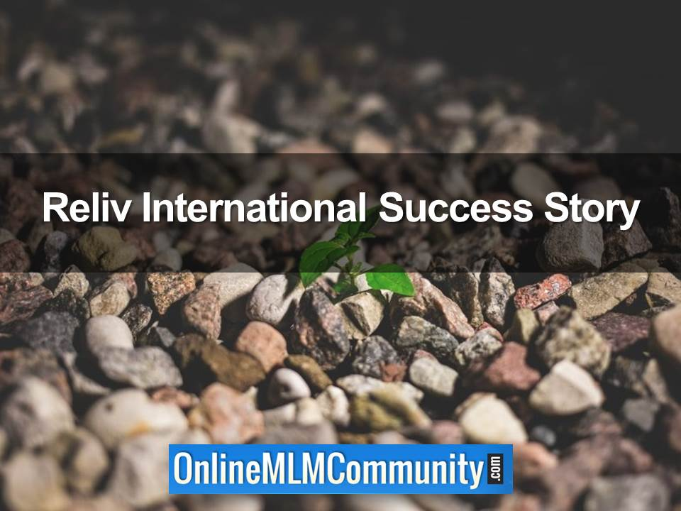 Reliv International Success Story