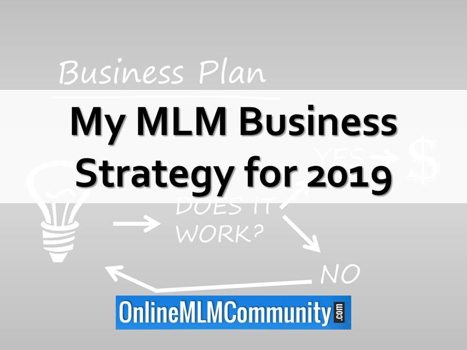 mlm business strategy