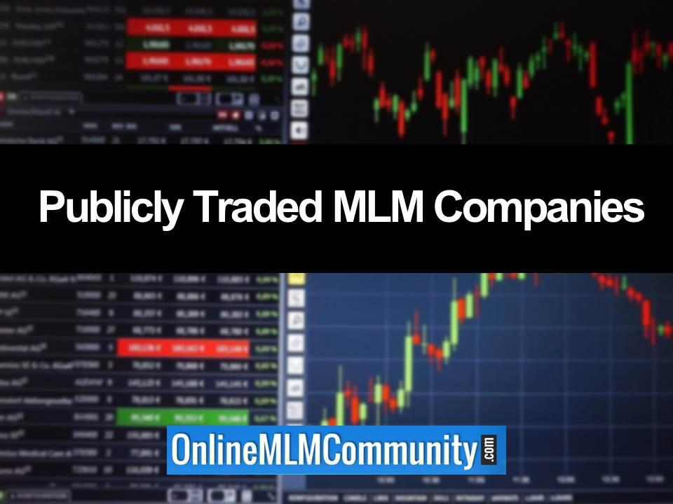 Publicly Traded MLM Companies