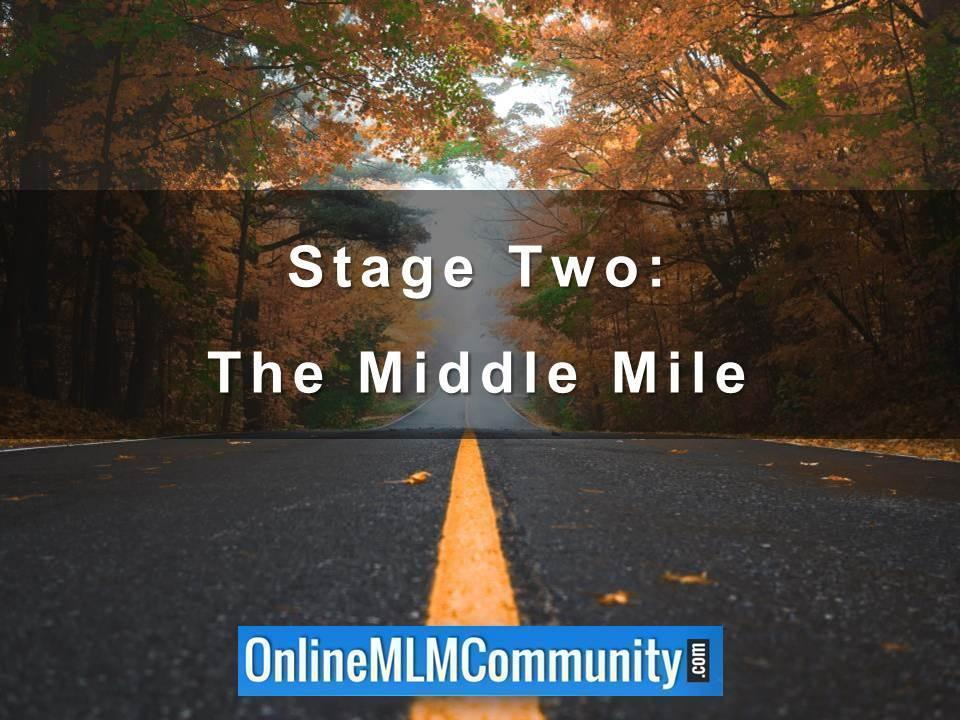Stage Two- The Middle Mile