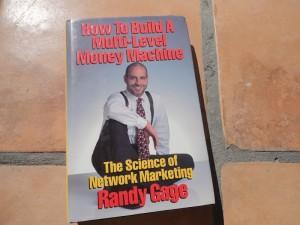 randy gage book
