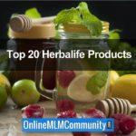 The Top 20 Herbalife Products of All Time