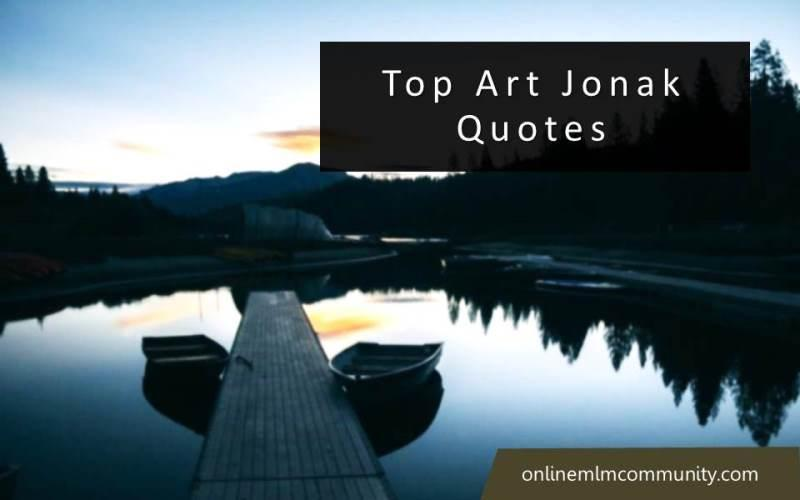 art jonak quotes