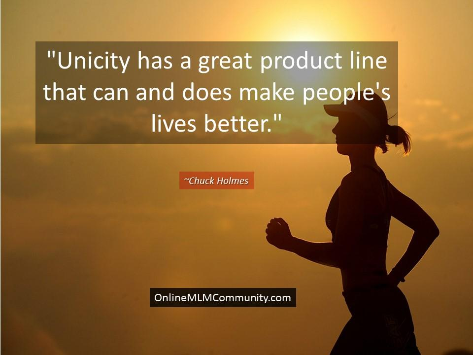 top unicity products