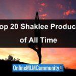 Top 20 Shaklee Products Of All Time