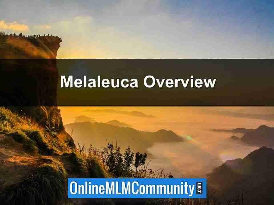 Melaleuca Overview