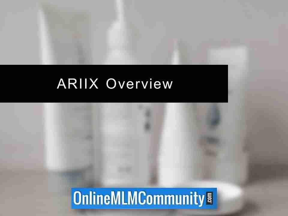 ARIIX Overview