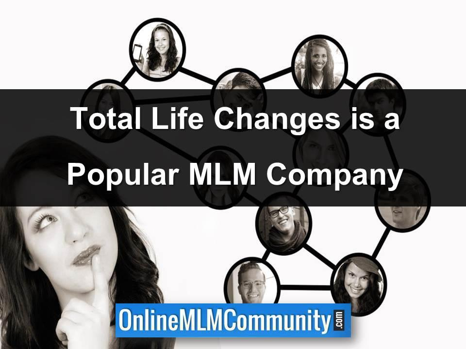 total life changes is a popular mlm company