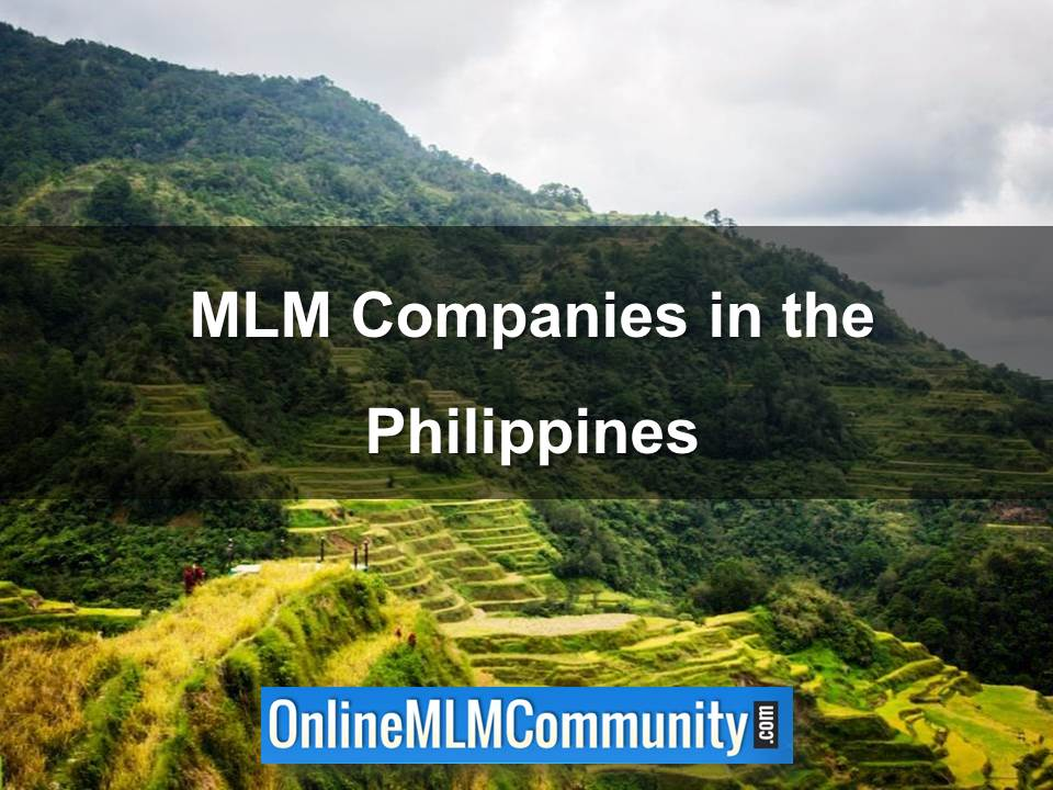 MLM Companies in the Philippines