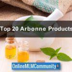 Top 20 Arbonne Products of All Time