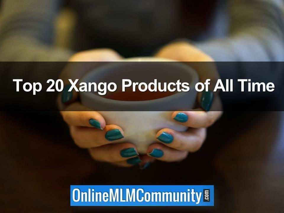 Top 20 Xango Products of All Time