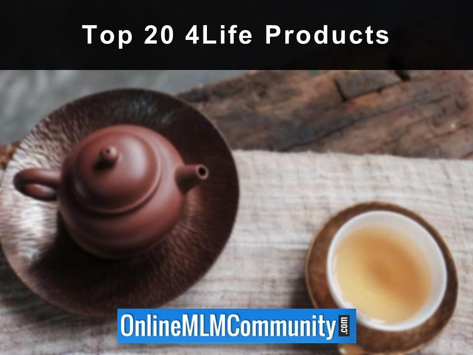 Top 20 4Life Products