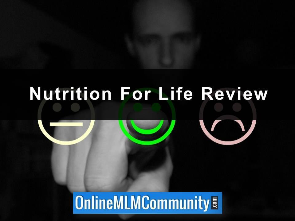 Nutrition For Life Review