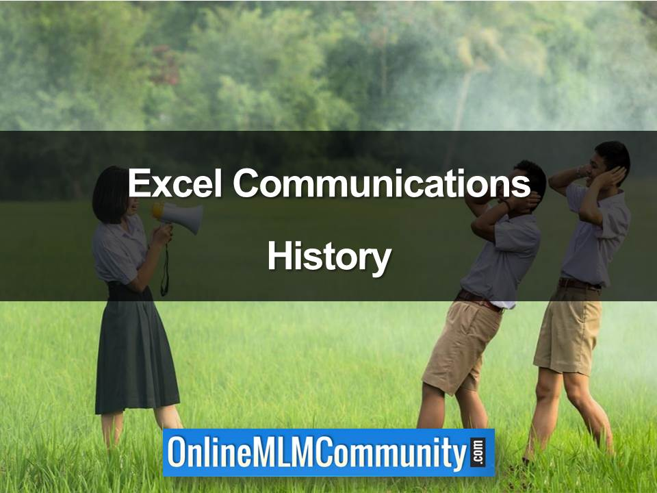 Excel Communications History