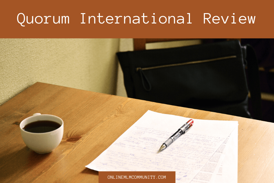 quorum international review