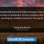 Viridian Energy Business & Product Review