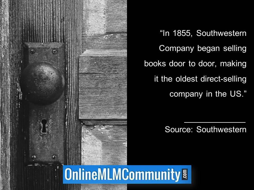 Southwestern Company oldest direct-selling company