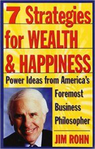 7 strategies book jim rohn