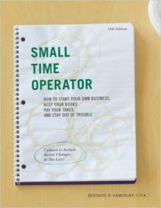 small time operator
