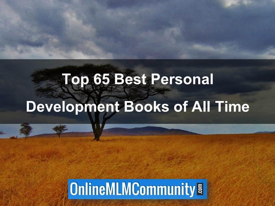 Top 65 Best Personal Development Books of All Time