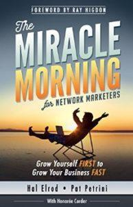 miracle morning for network marketers book